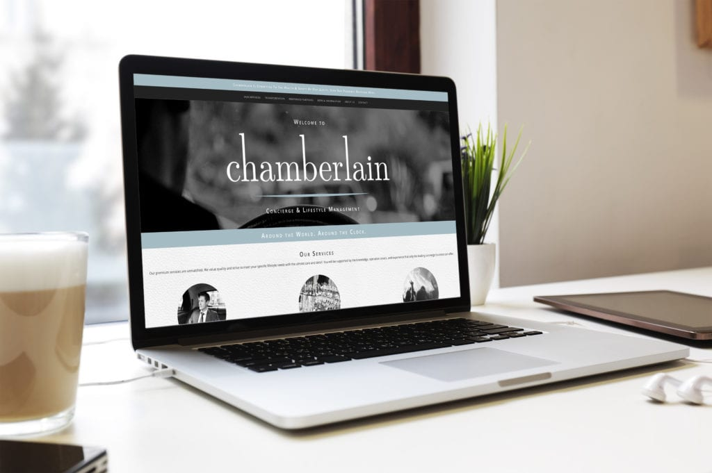 TT.Website.CaseStudy.BusinessBranding.Chamberlain.Website