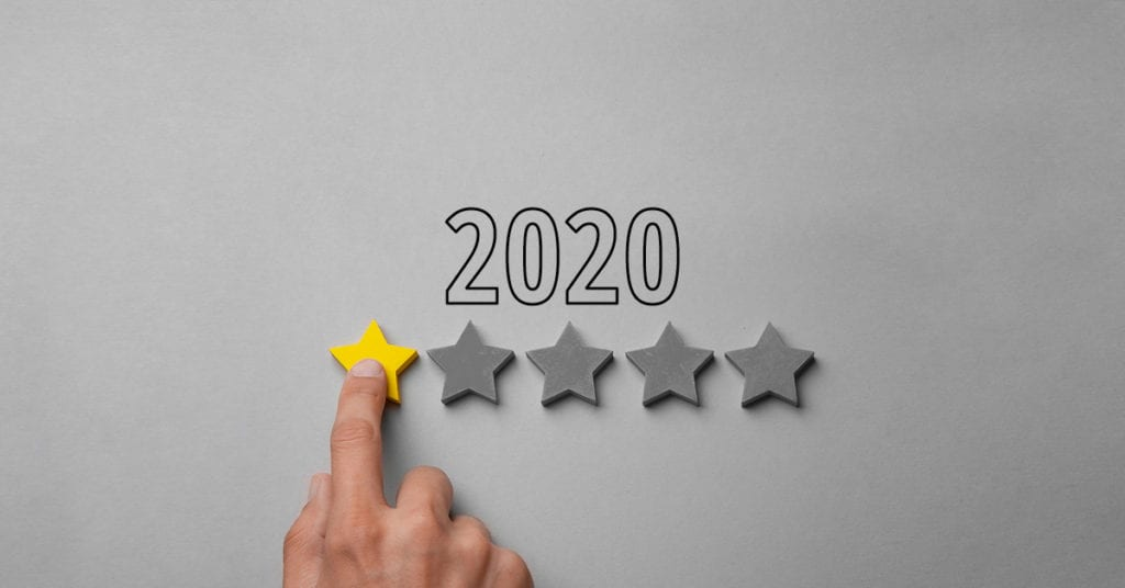 Why 2020 Deserves More Than a 1-Star Review