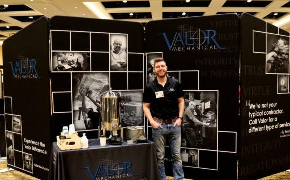 valor trade show