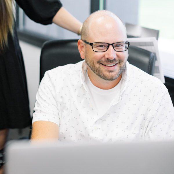 Jeff desk